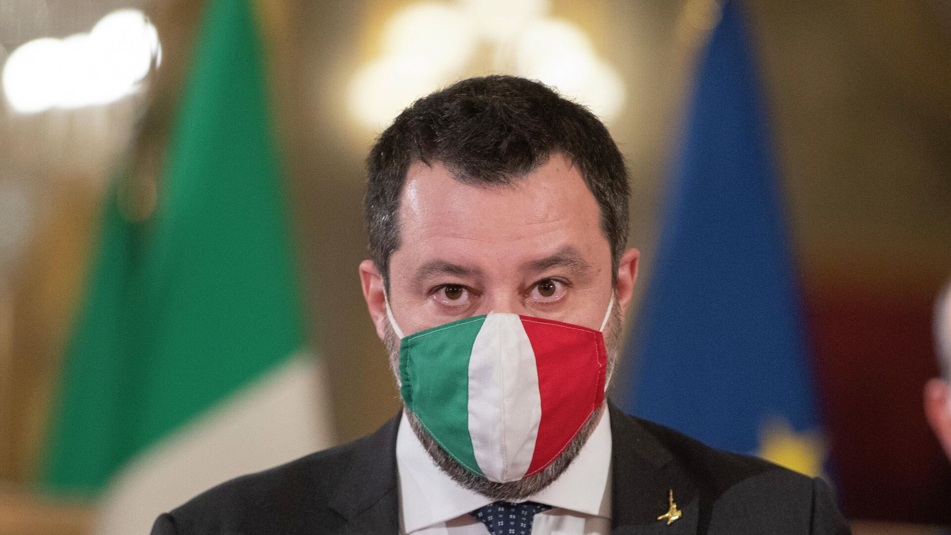 Matteo Salvini - SNA, 1920, 14.05.2021