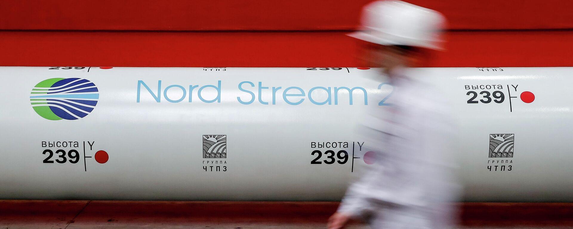 Nord Stream 2 (Archivbild) - SNA, 1920, 08.06.2021