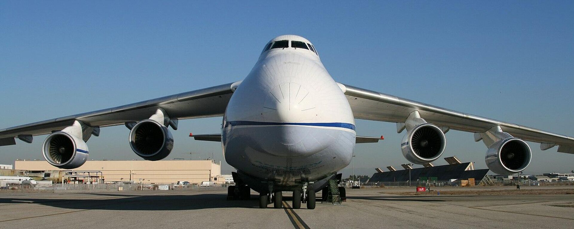 Antonow An-124 (Archivbild) - SNA, 1920, 19.05.2021