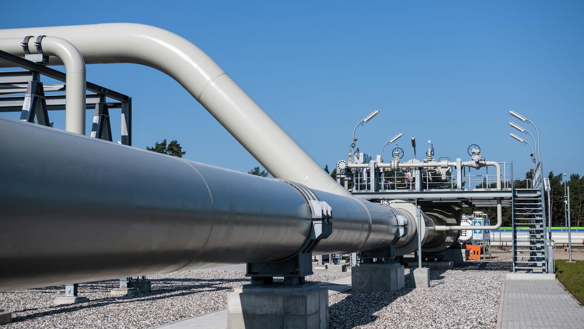 Bau der Gaspipeline Nord Stream 2 in Deutschland (Archiv) - SNA, 1920, 12.07.2021