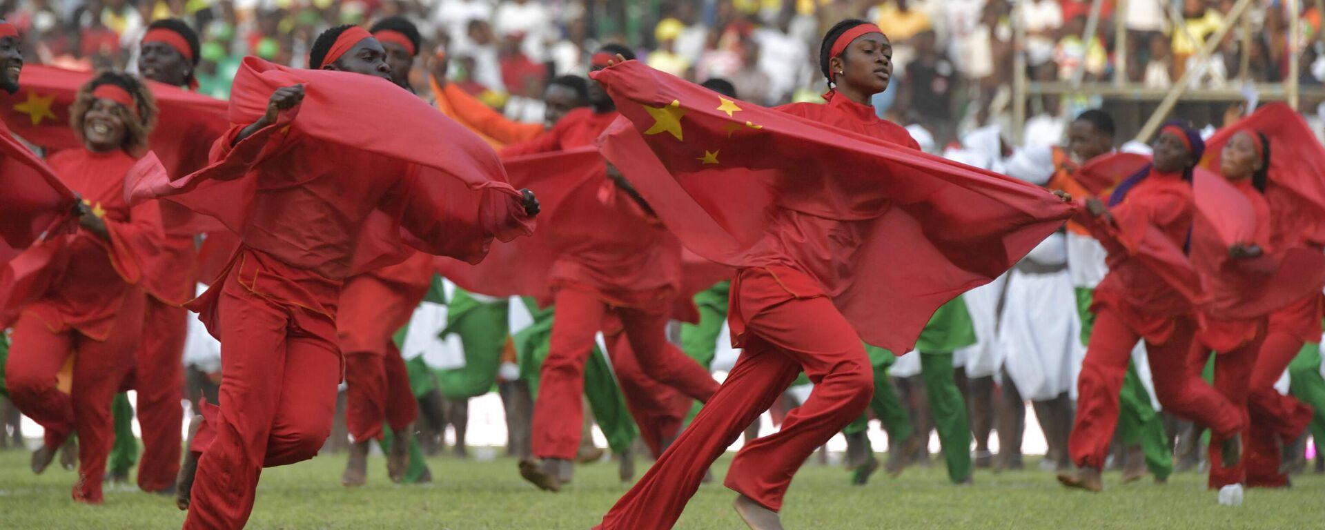 Eröffnungszeremonie eines neuen Stadions in Abidjan (Archivbild) - SNA, 1920, 22.05.2021