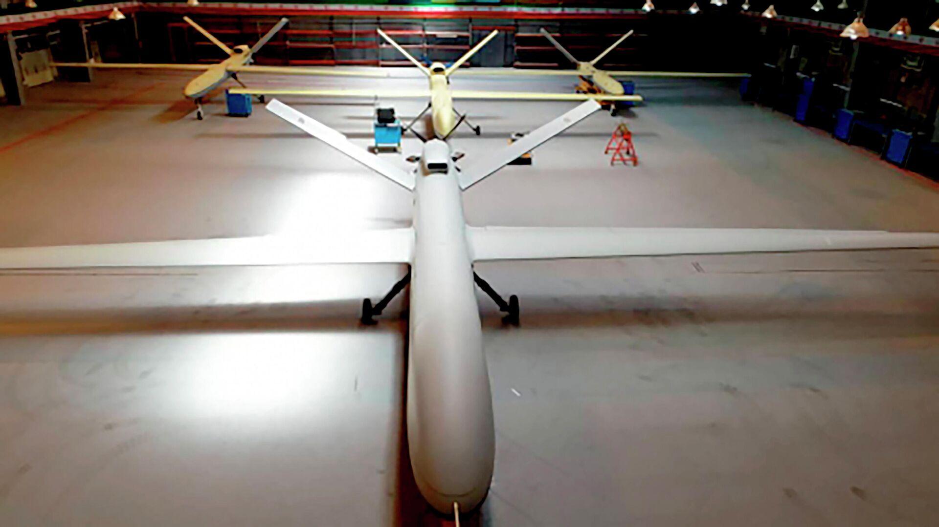 Irans neues unbemanntes Luftfahrzeug Gaza - SNA, 1920, 31.07.2021