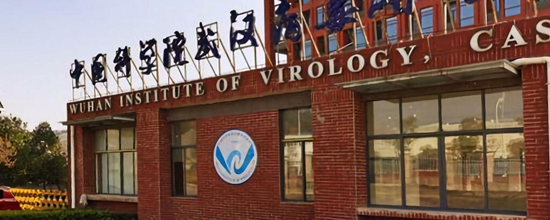 Institut für Virologie Wuhan - SNA, 1920, 27.05.2021