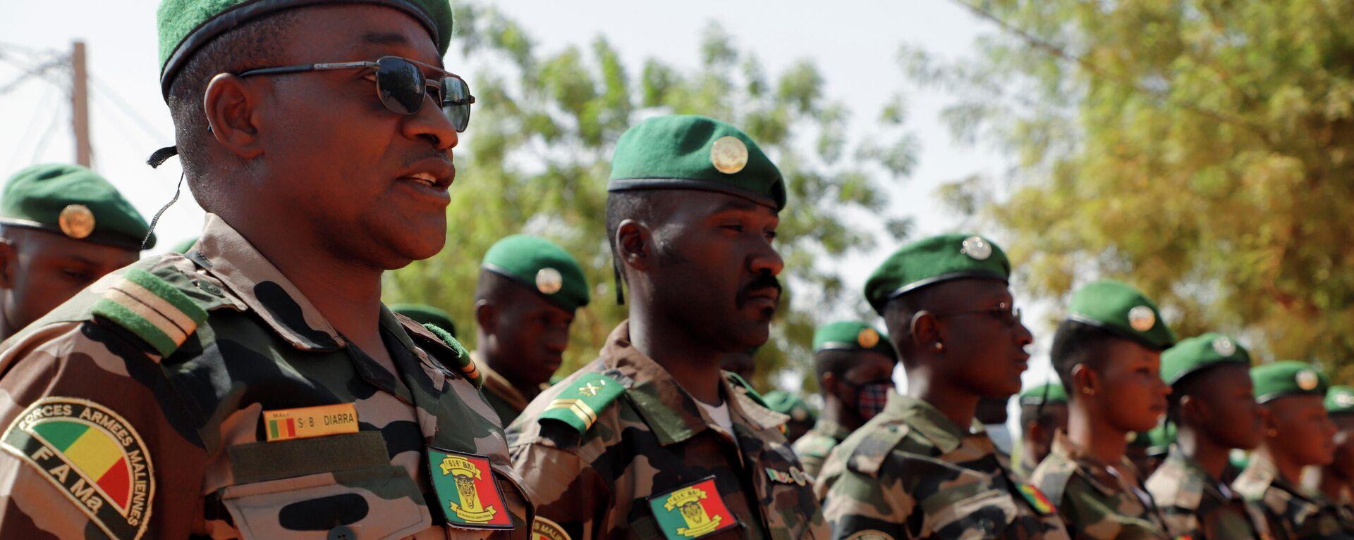 Soldaten in Mali - SNA, 1920, 30.05.2021