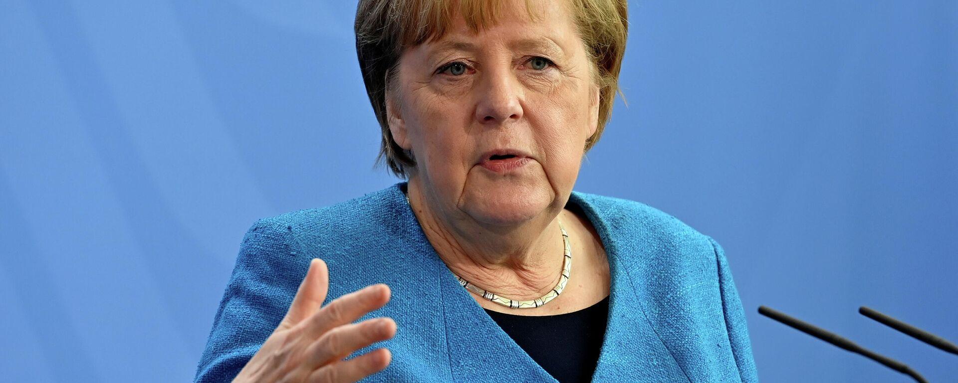 Bundeskanzlerin Angela Merkel - SNA, 1920, 21.06.2021