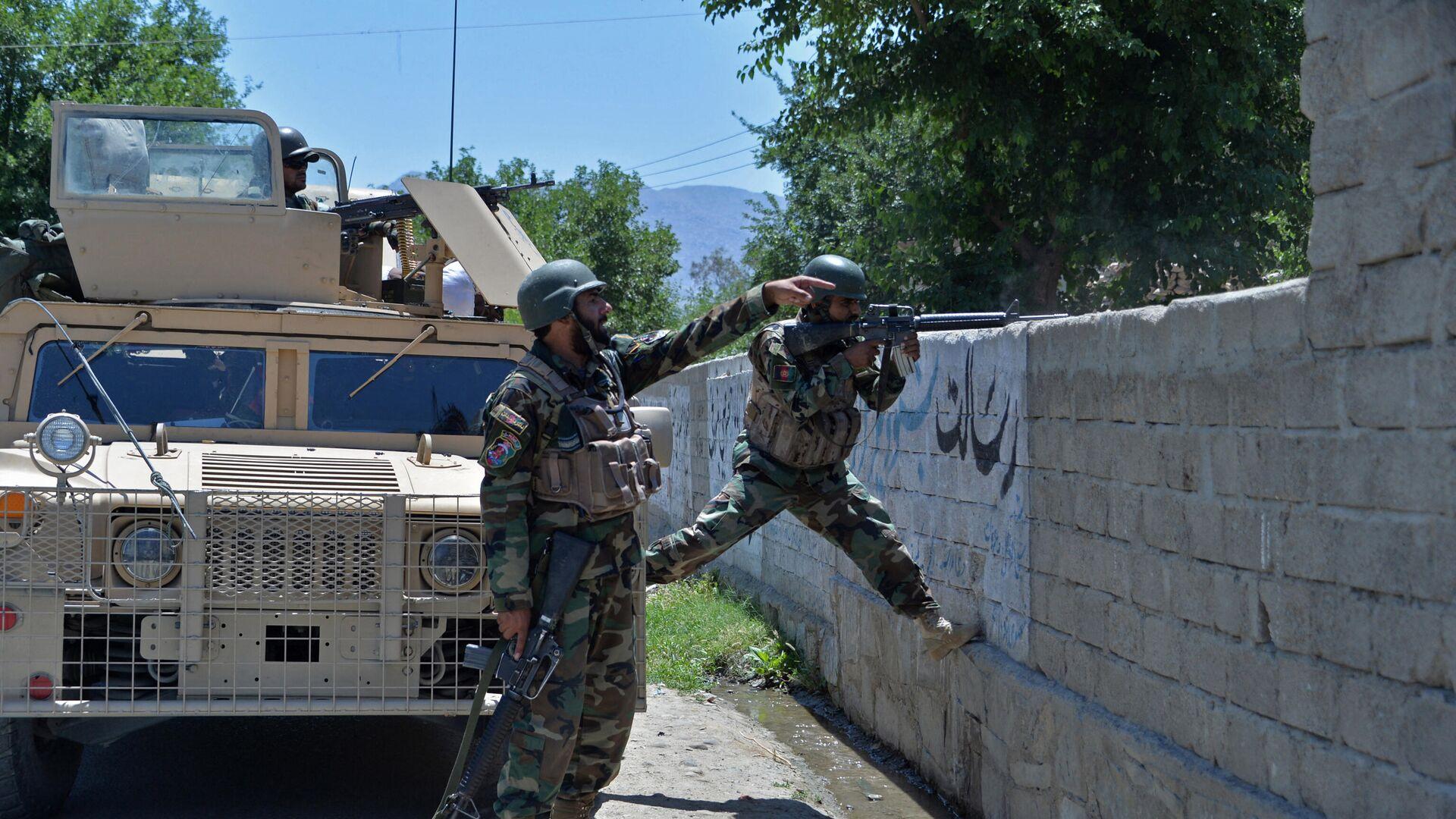 Afghanische Sicherheitskräfte - SNA, 1920, 26.05.2021