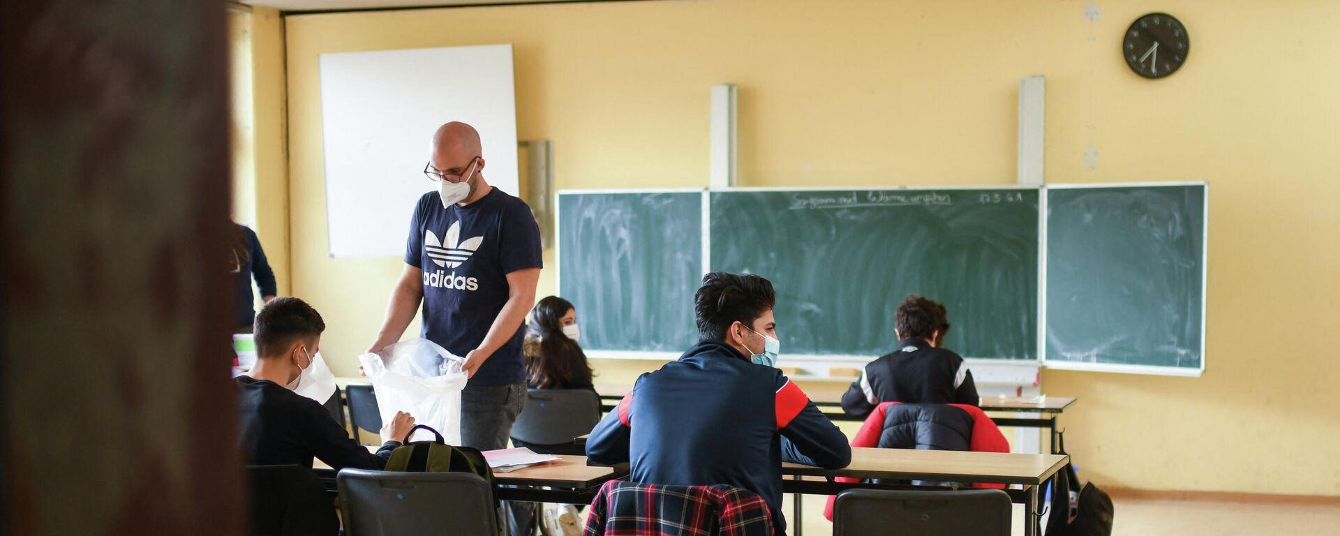 Schule in Bonn  - SNA, 1920, 26.05.2021