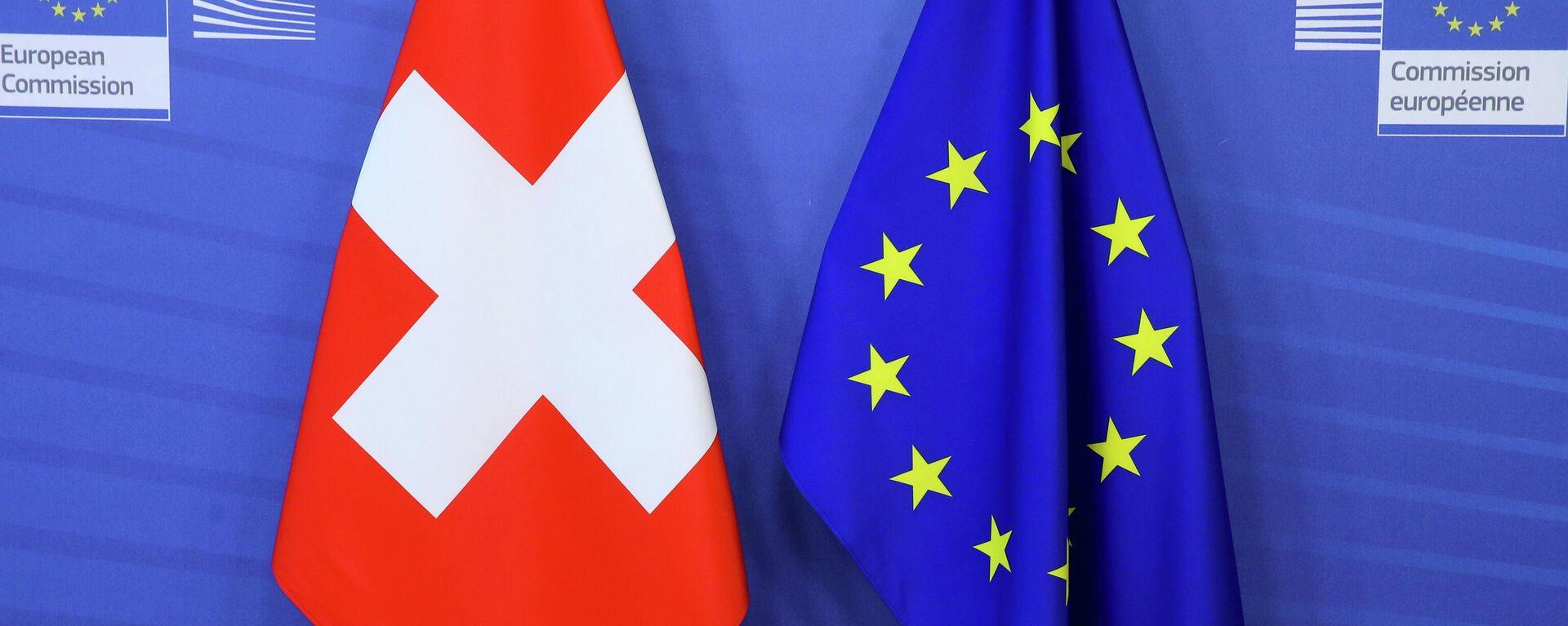 Die Beziehungen zwischen der Schweiz und der EU  - SNA, 1920, 26.05.2021