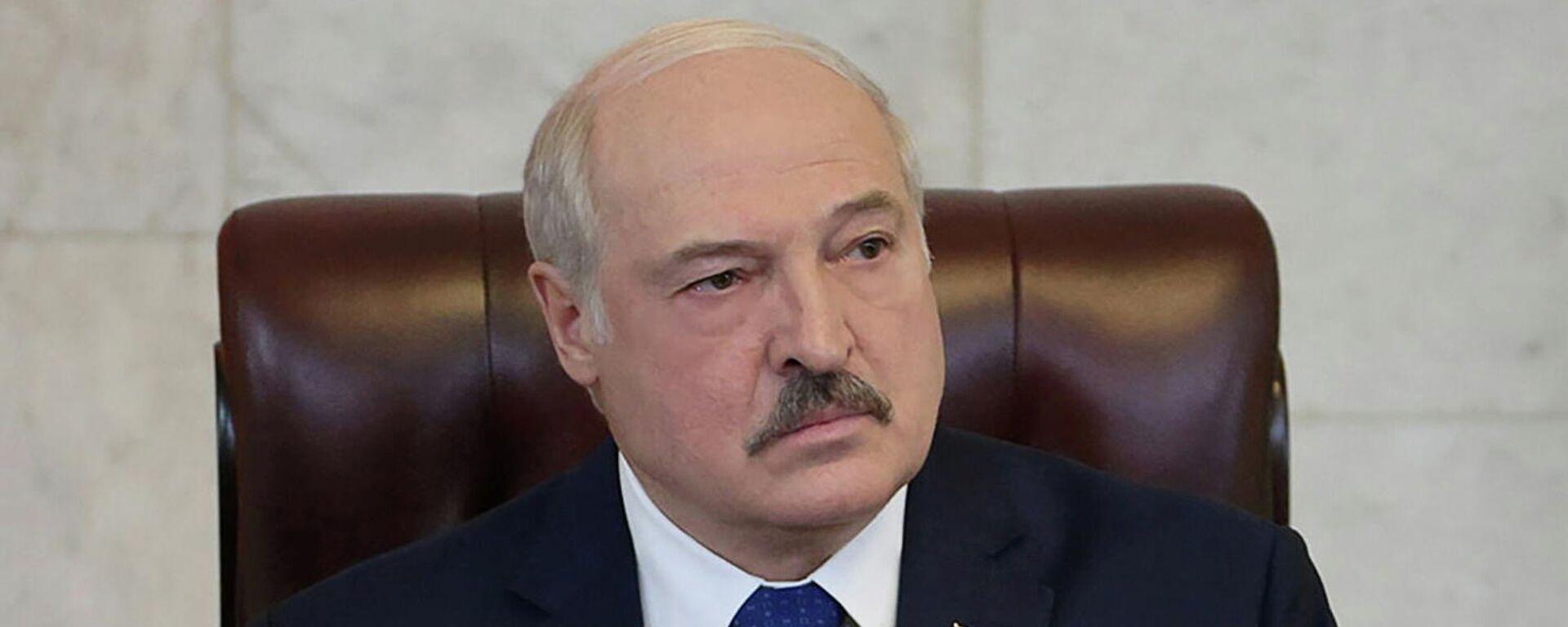 Der weißrussische Präsident Alexander Lukaschenko - SNA, 1920, 28.06.2021