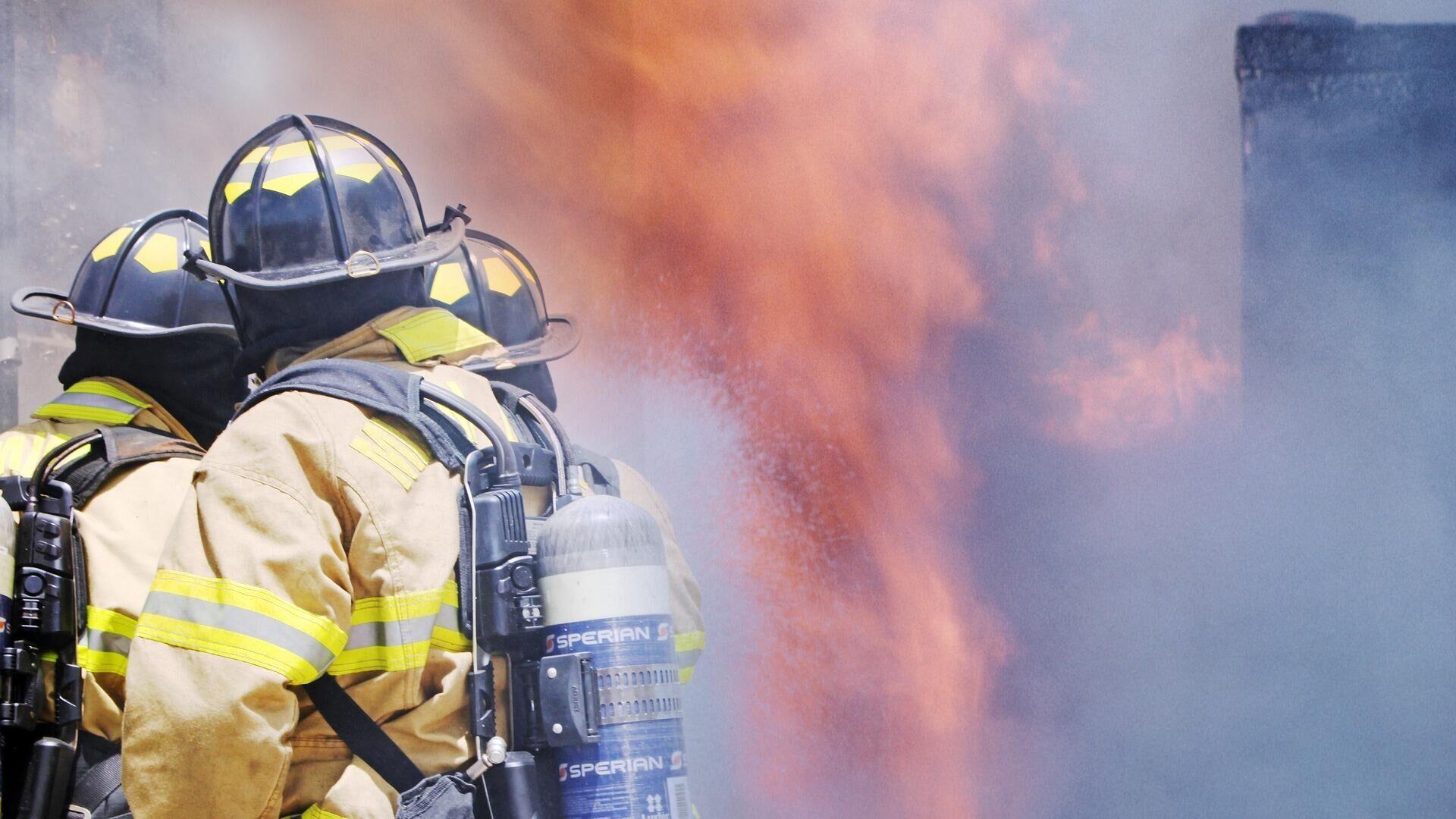 Feuerwehr (Symbolbild) - SNA, 1920, 10.07.2021