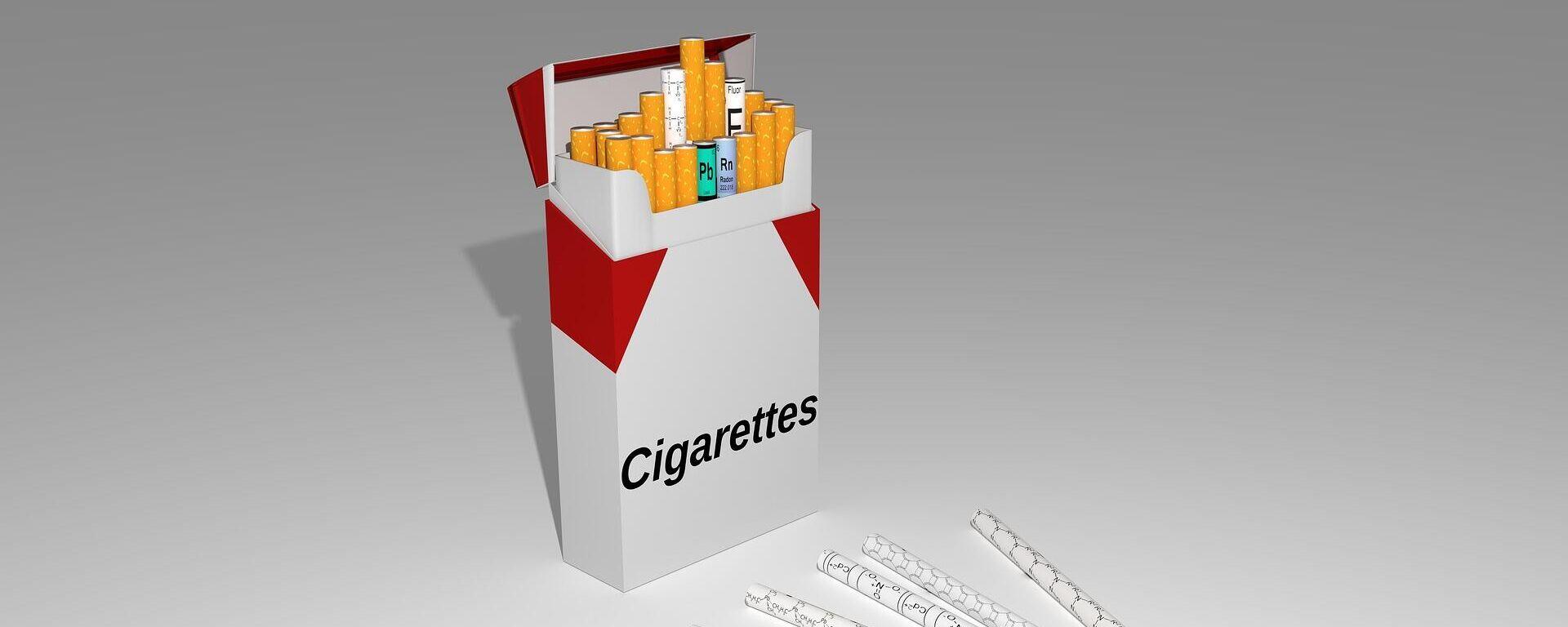 Zigaretten, Symbolbild - SNA, 1920, 30.05.2021