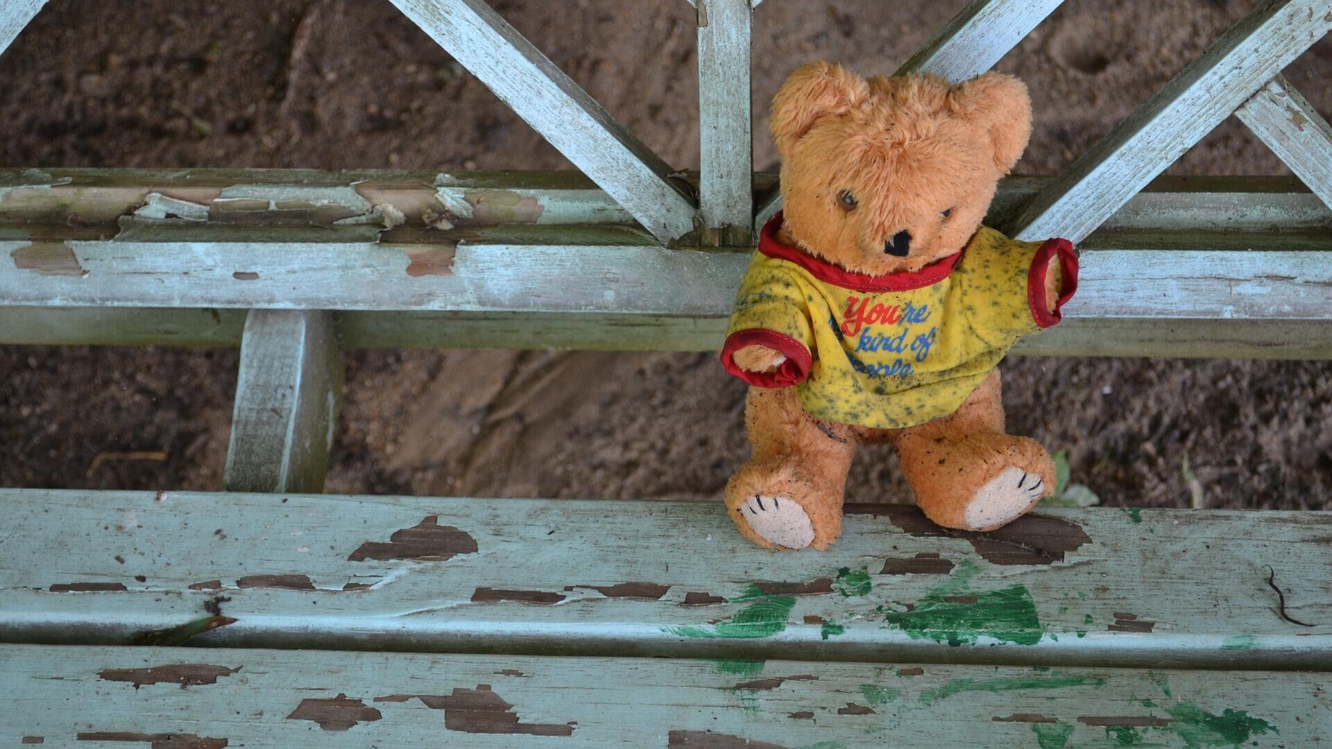 Teddybär (Symbolbild) - SNA, 1920, 06.09.2021