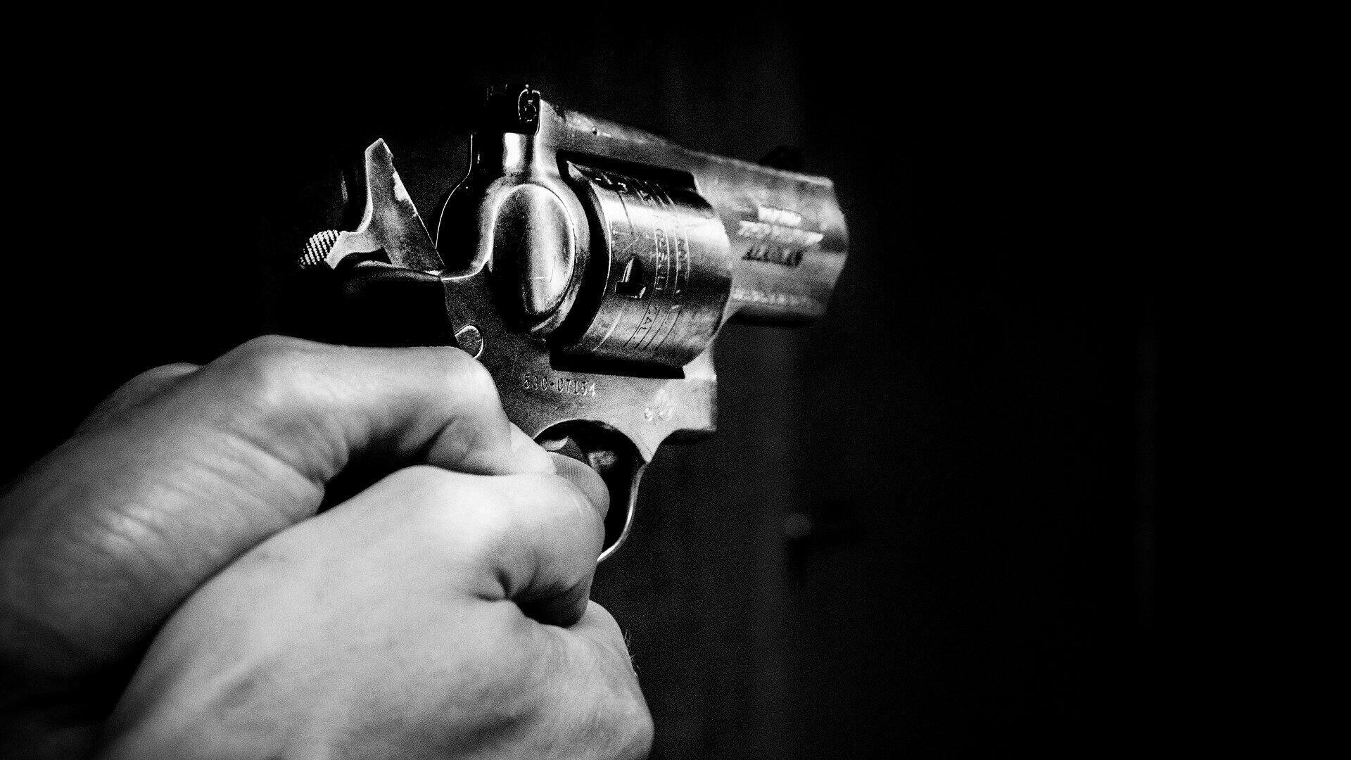 Pistole (Symbolbild) - SNA, 1920, 13.07.2021