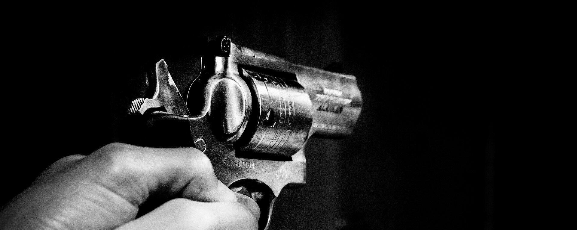 Pistole (Symbolbild) - SNA, 1920, 03.06.2021