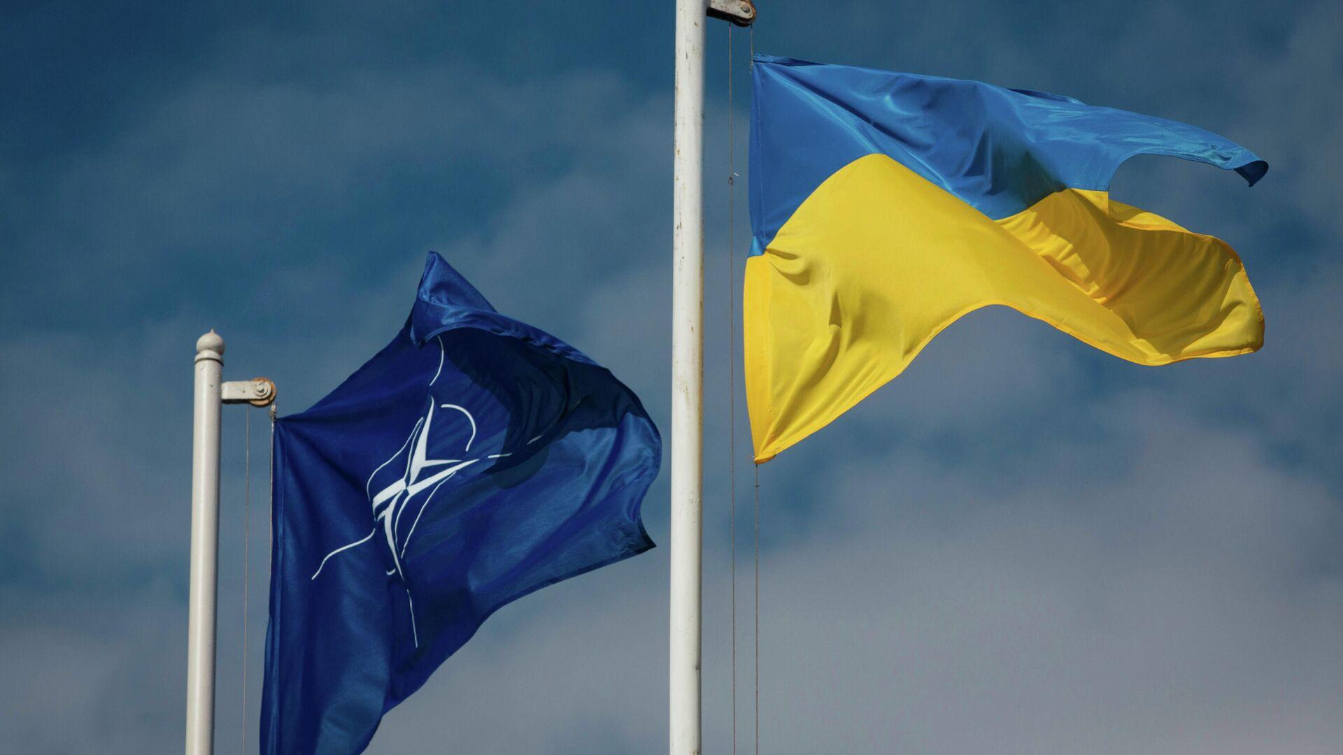 Ukraine und Nato (Symbolbild) - SNA, 1920, 10.08.2021