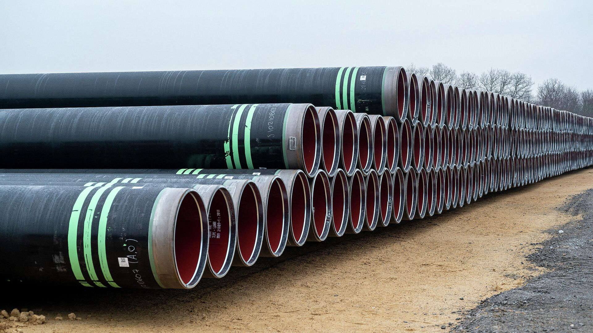 the Baltic Pipe - SNA, 1920, 03.06.2021