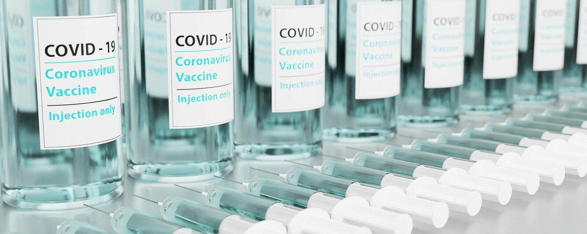 Corona-Impfstoff - SNA, 1920, 16.09.2021
