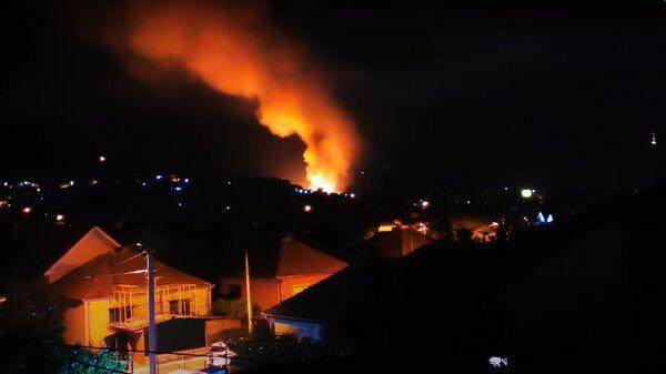 Взрывы в сербском городе Чачаке - SNA