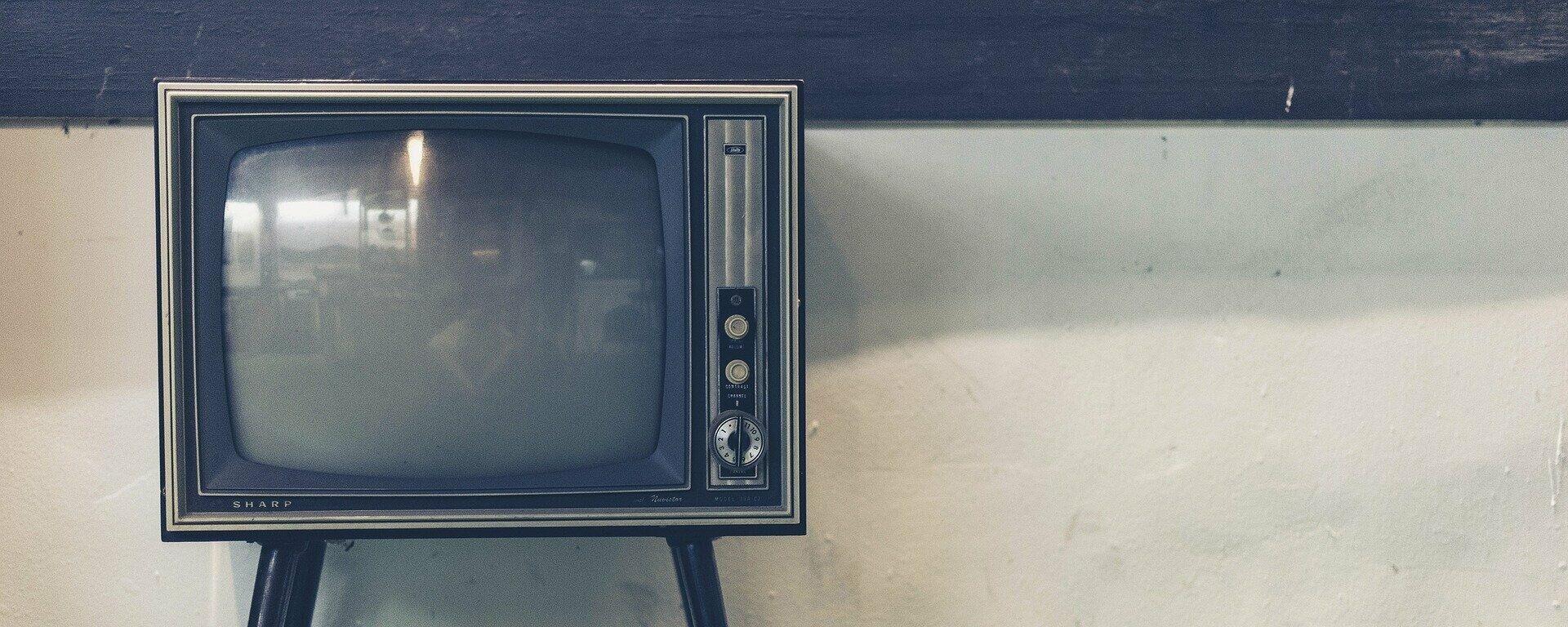 Fernsehen (Symbolbild) - SNA, 1920, 04.06.2021