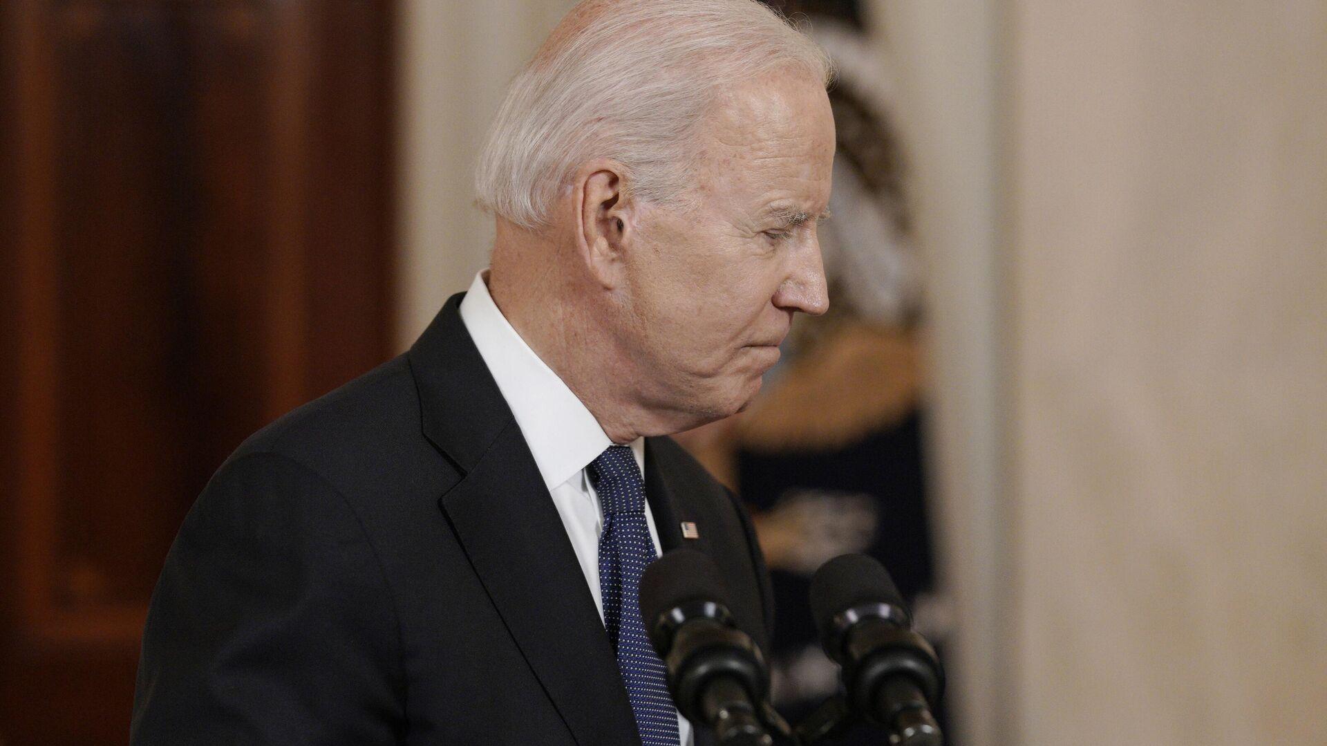 US-Präsident Joe Biden  - SNA, 1920, 01.09.2021