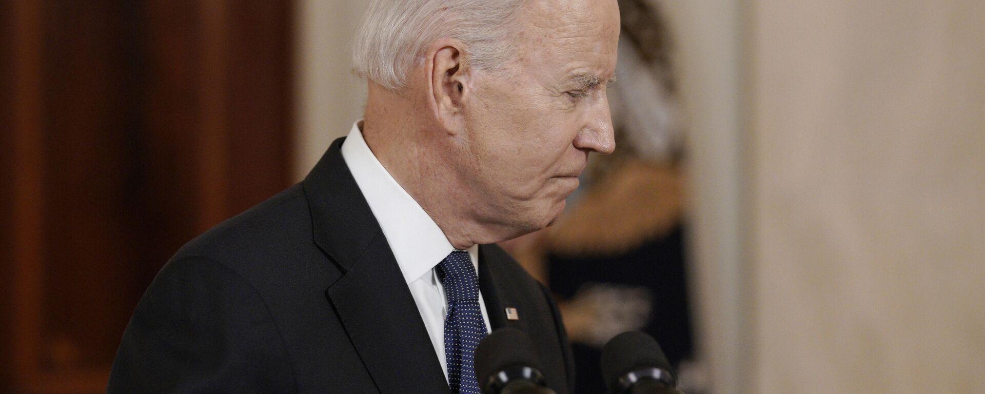 US-Präsident Joe Biden  - SNA, 1920, 01.08.2021