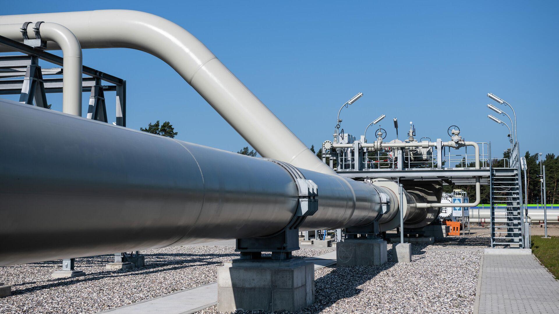 Die Fertigstellung von Nord Stream 2 - SNA, 1920, 23.07.2021