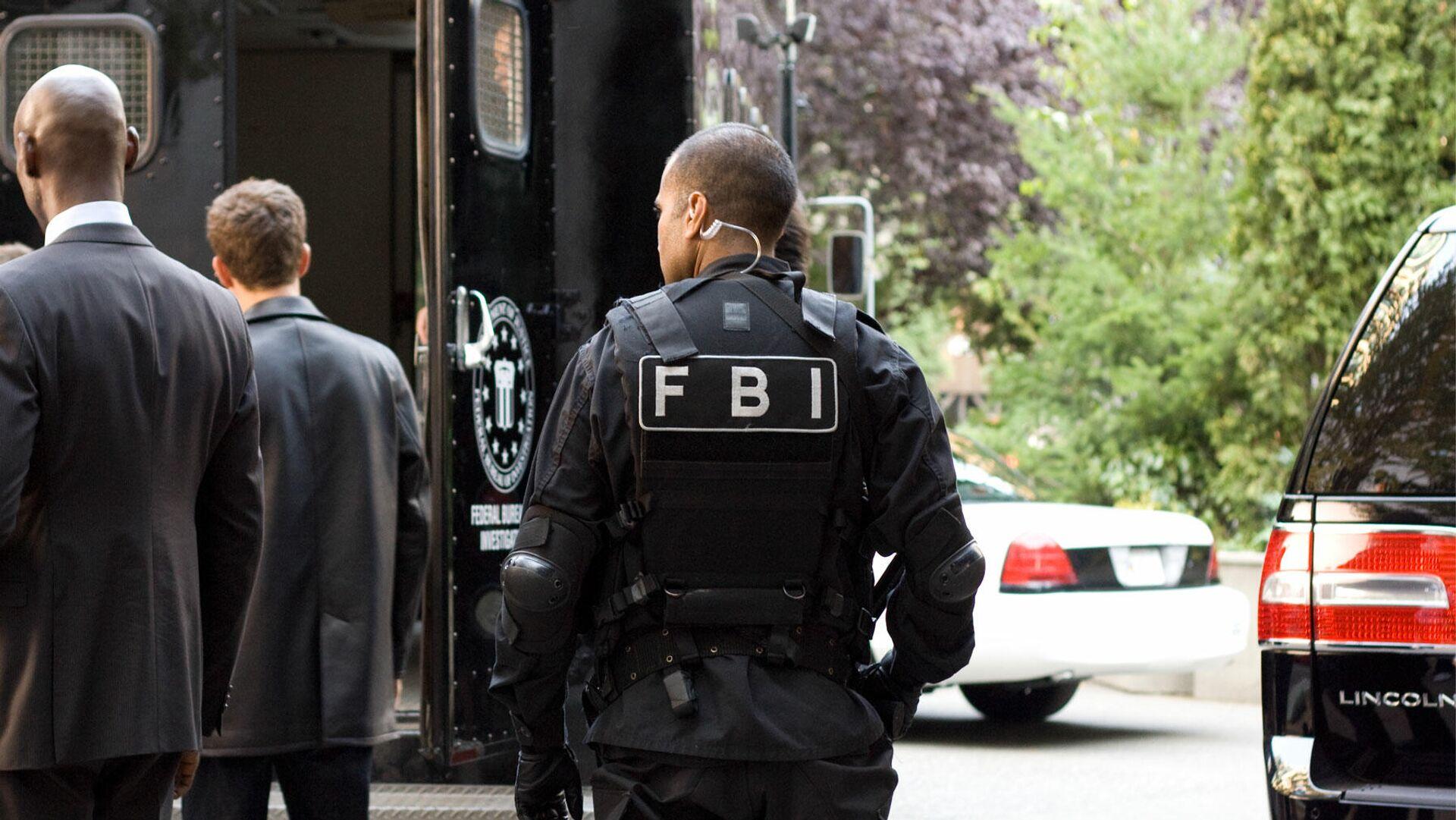 FBI (Archivbild) - SNA, 1920, 02.09.2021