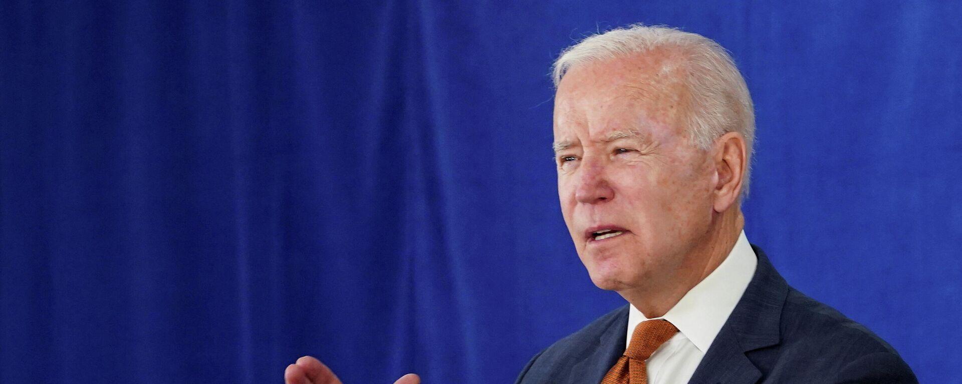 US-Präsident Joe Biden - SNA, 1920, 07.06.2021