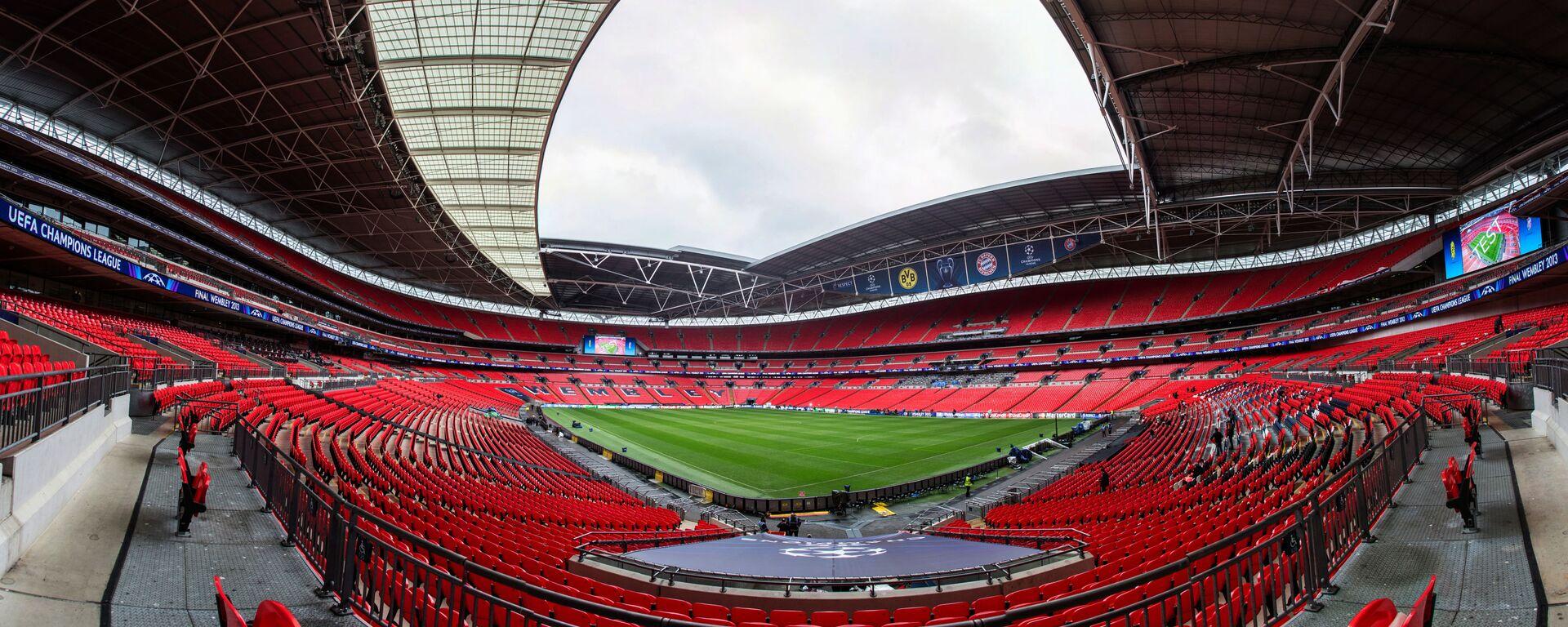Londoner Wembley-Stadion - SNA, 1920, 29.06.2021