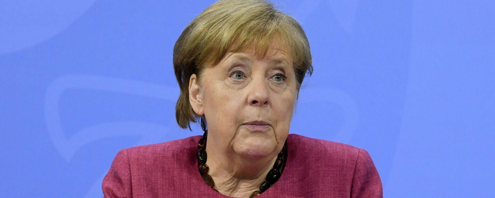 Bundeskanzlerin Angela Merkel - SNA, 1920, 08.06.2021