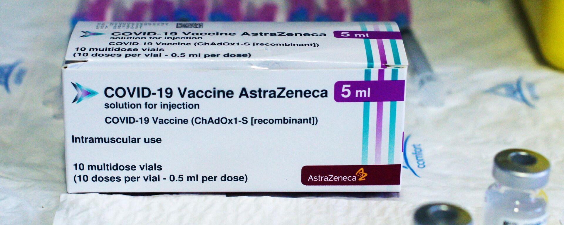 Astrazeneca-Vakzin  - SNA, 1920, 06.07.2021