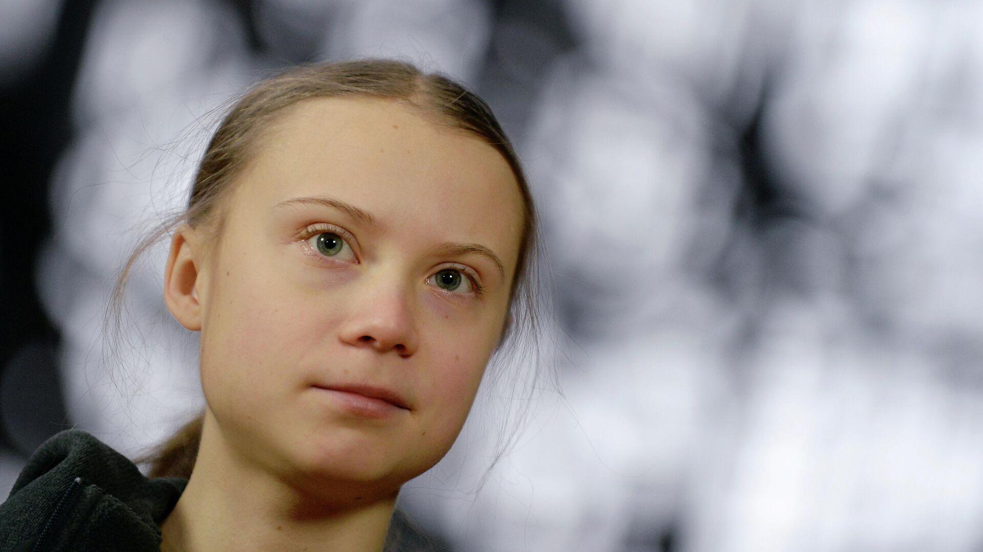 Die schwedische Klima-Aktivistin Greta Thunberg (Archivbild) - SNA, 1920, 11.06.2021