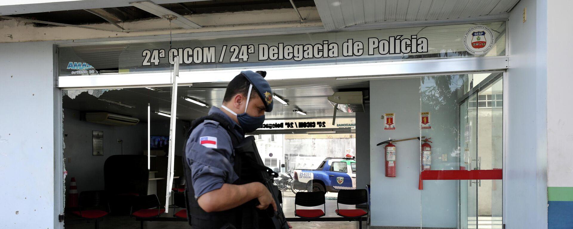 Ein brasilianischer Polizist  - SNA, 1920, 13.06.2021