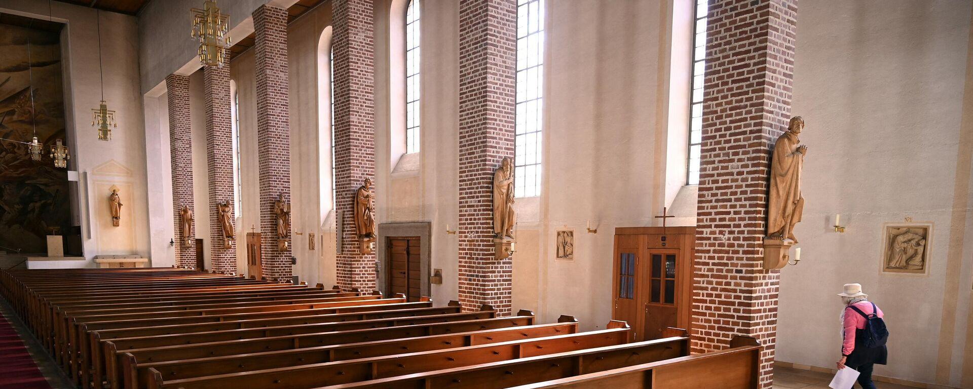Katholische Kirche (Symbolbild) - SNA, 1920, 20.06.2021