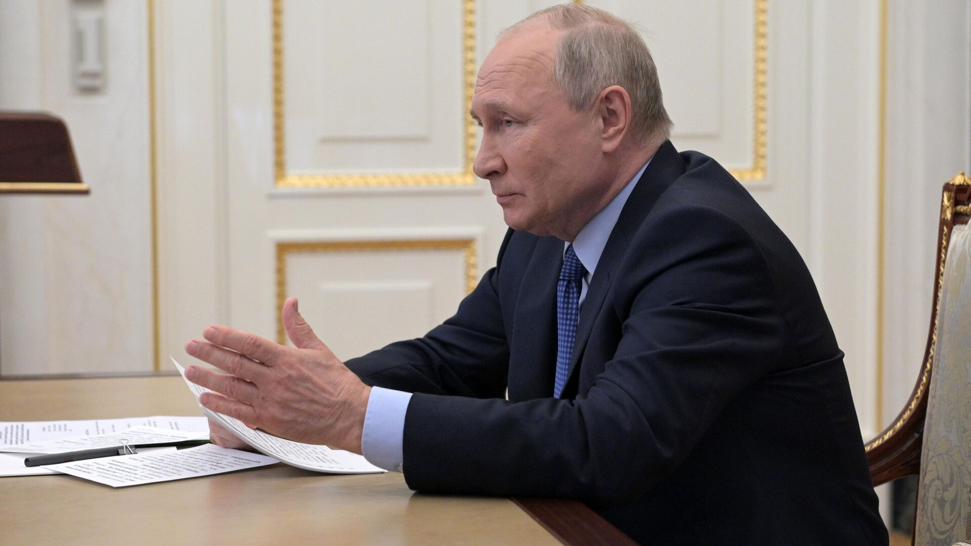 Der russische Präsident Wladimir Putin (Symbolbild) - SNA, 1920, 06.10.2021