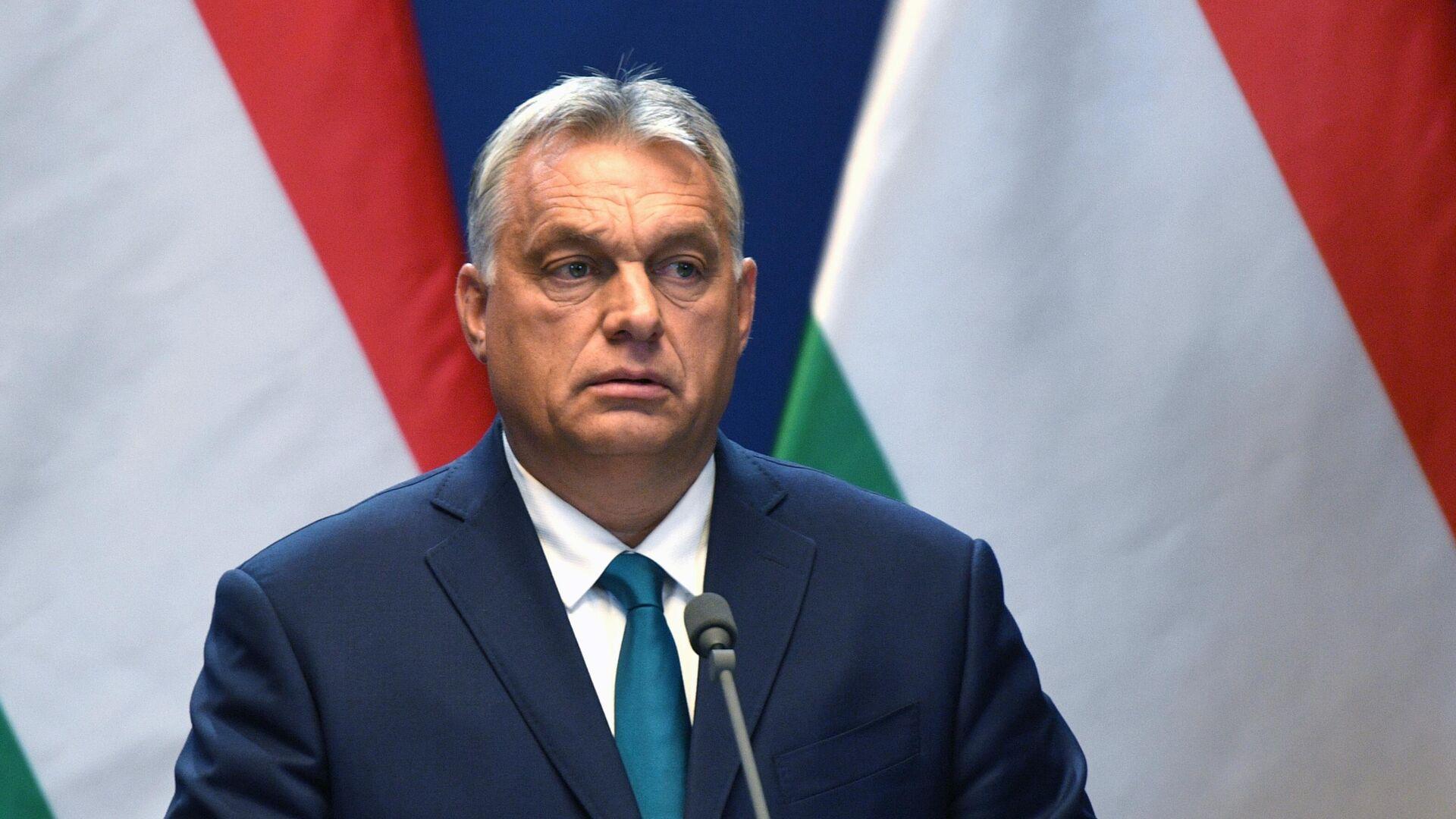 Viktor Orban (Archiv) - SNA, 1920, 23.07.2021