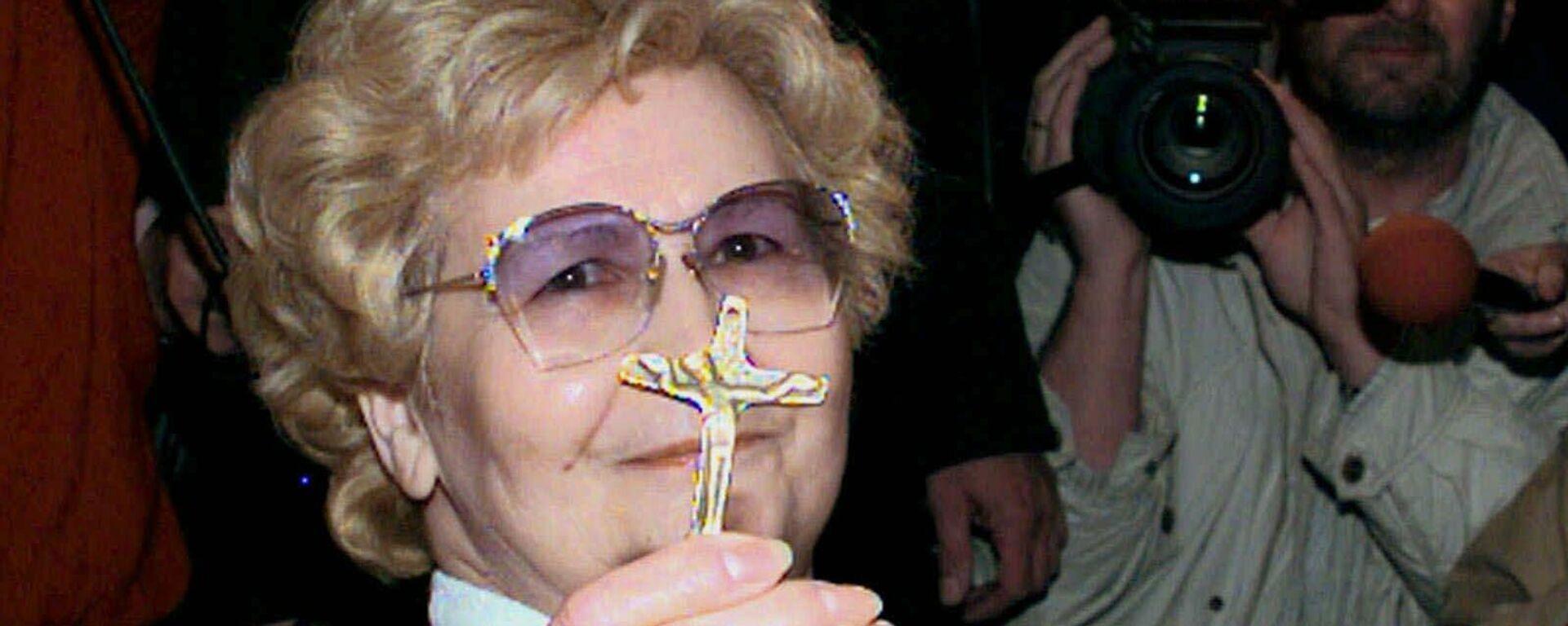 Elfriede Blauensteiner in Krems, Österreich (10.02.1997) - SNA, 1920, 23.06.2021