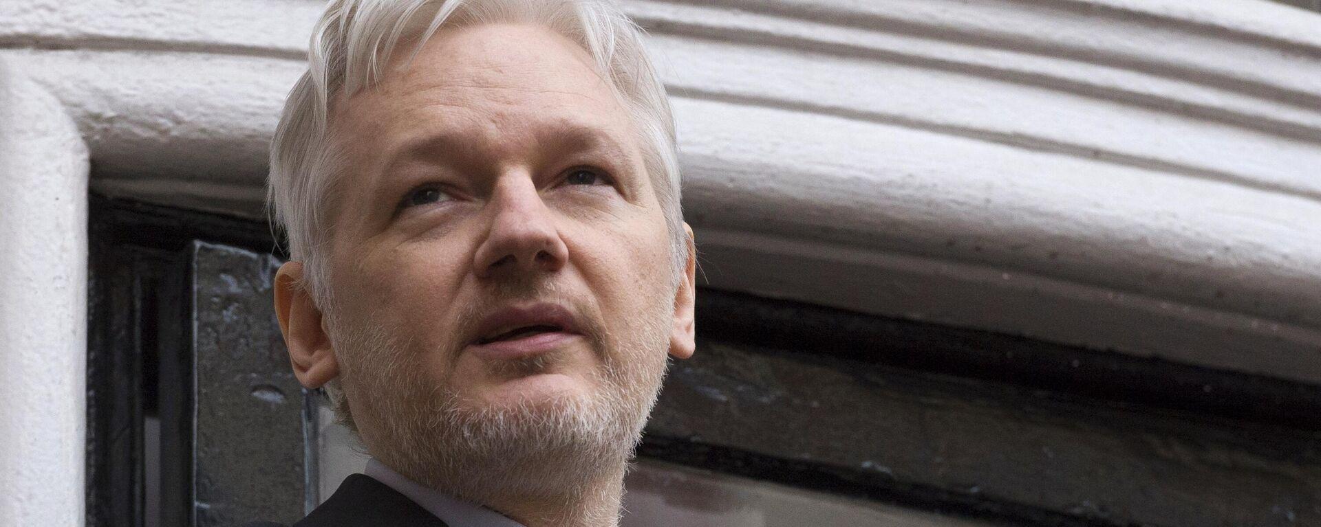 Julian Assange - SNA, 1920, 12.07.2021