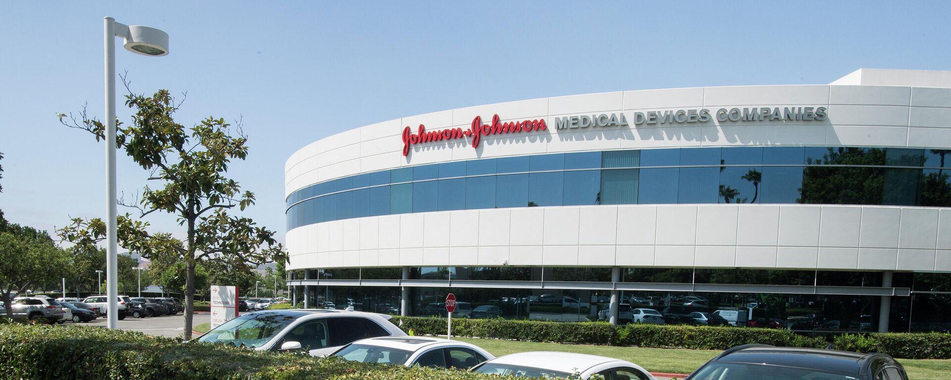 Die Johnson & Johnson-Zentrale in Irvine, California - SNA, 1920, 27.06.2021