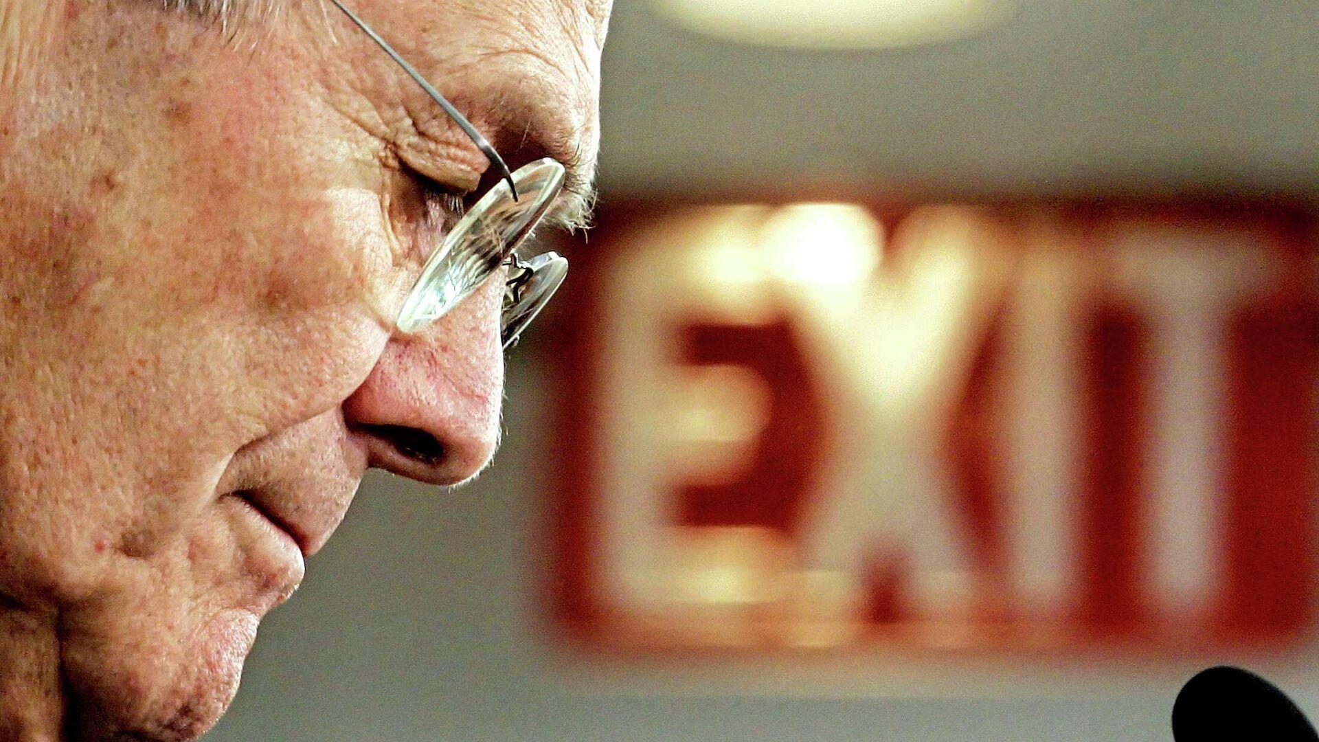Der ehemalige US-Verteidigungsminister Donald Rumsfeld - SNA, 1920, 01.07.2021