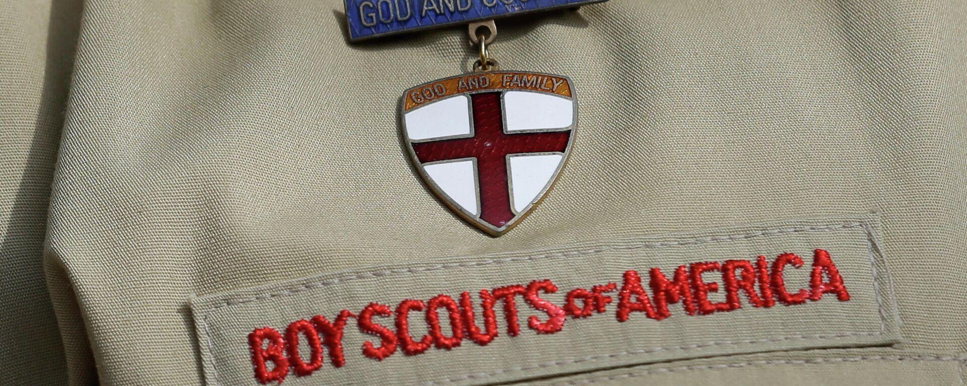 Uniform der Mitglieder der Boy Scouts of America - SNA, 1920, 02.07.2021
