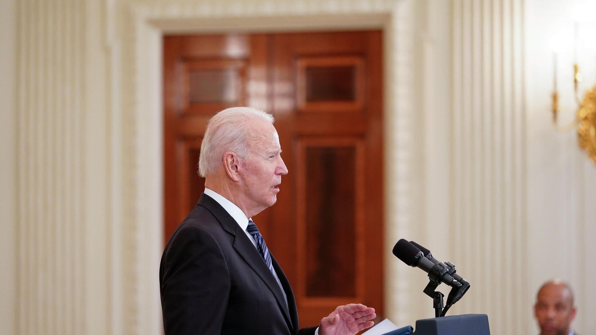 US-Präsident Joe Biden (Symbolbild) - SNA, 1920, 28.07.2021