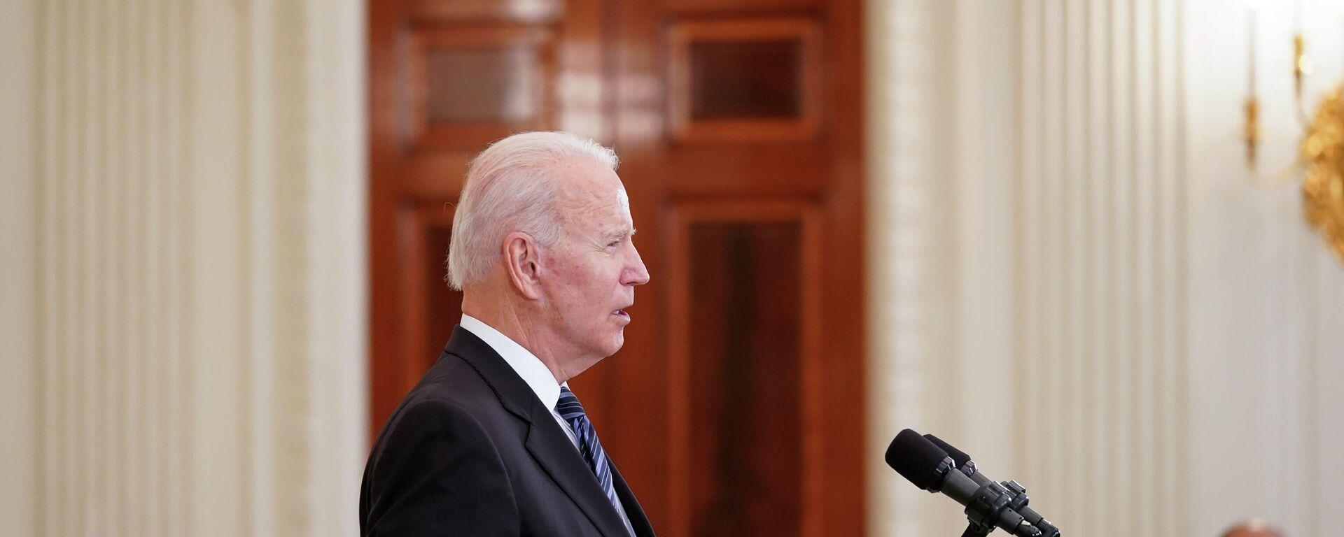 US-Präsident Joe Biden (Symbolbild) - SNA, 1920, 02.07.2021