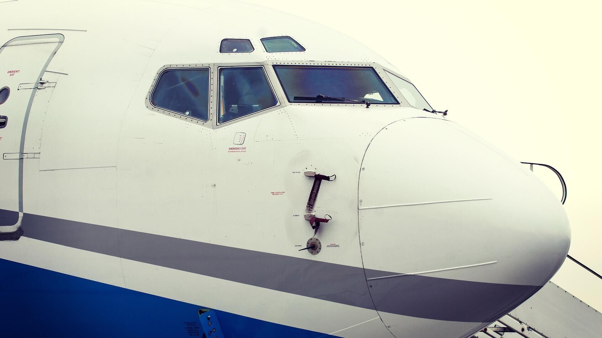 Boeing 737 (Archiv) - SNA, 1920, 07.09.2021