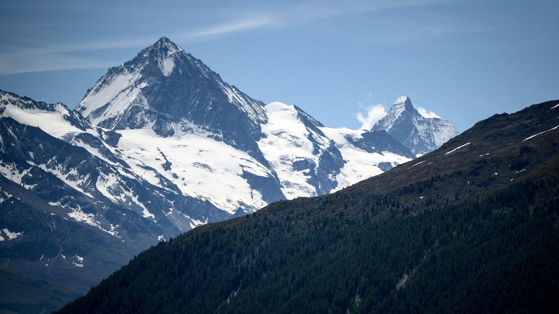 Die Schweizer Alpen (Symbolbild) - SNA, 1920, 04.07.2021