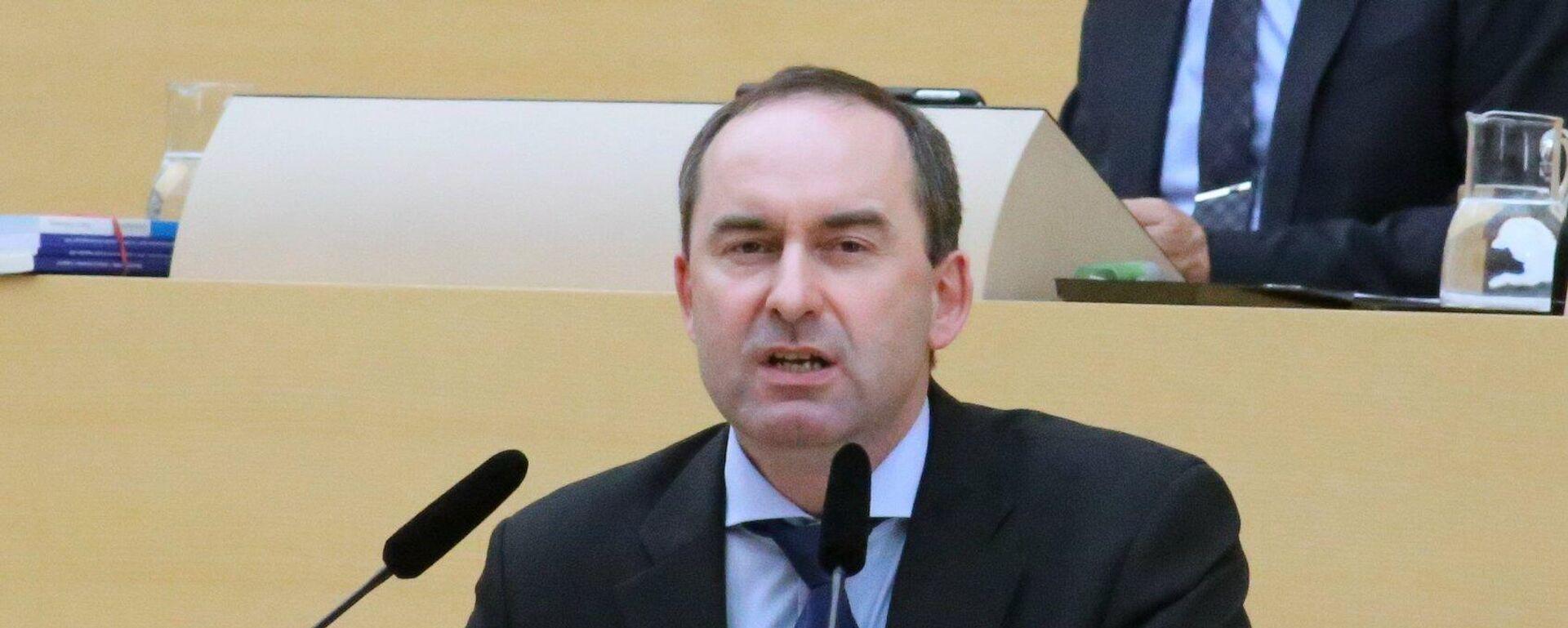 Bayerns stellvertretender Ministerpräsident Hubert Aiwanger (Freie Wähler) - SNA, 1920, 05.07.2021