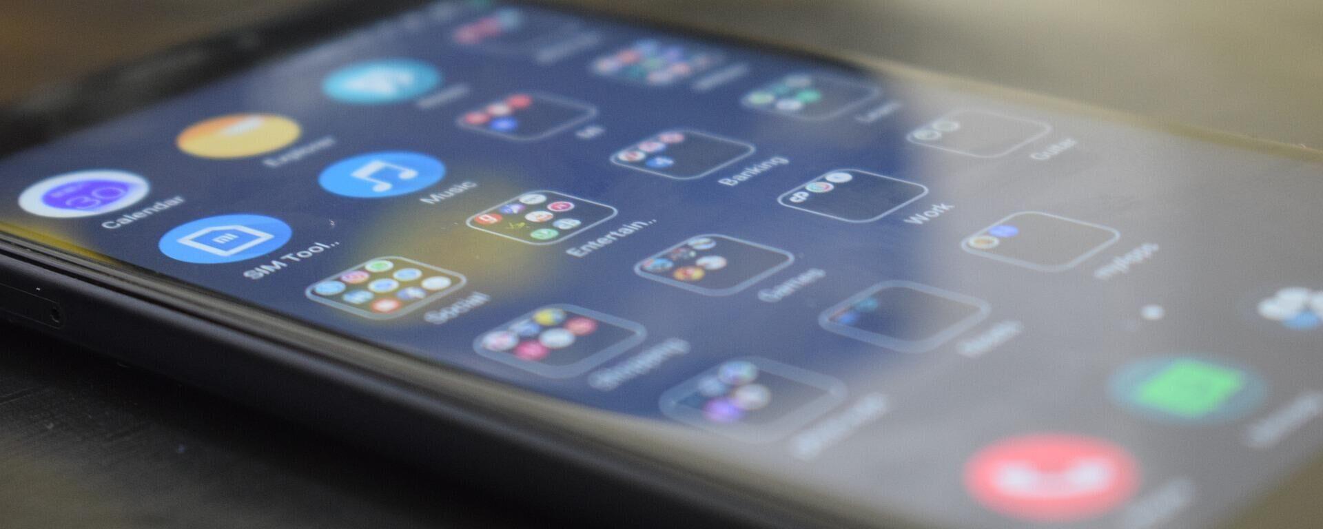 Smartphone (Symbolbild) - SNA, 1920, 03.08.2021