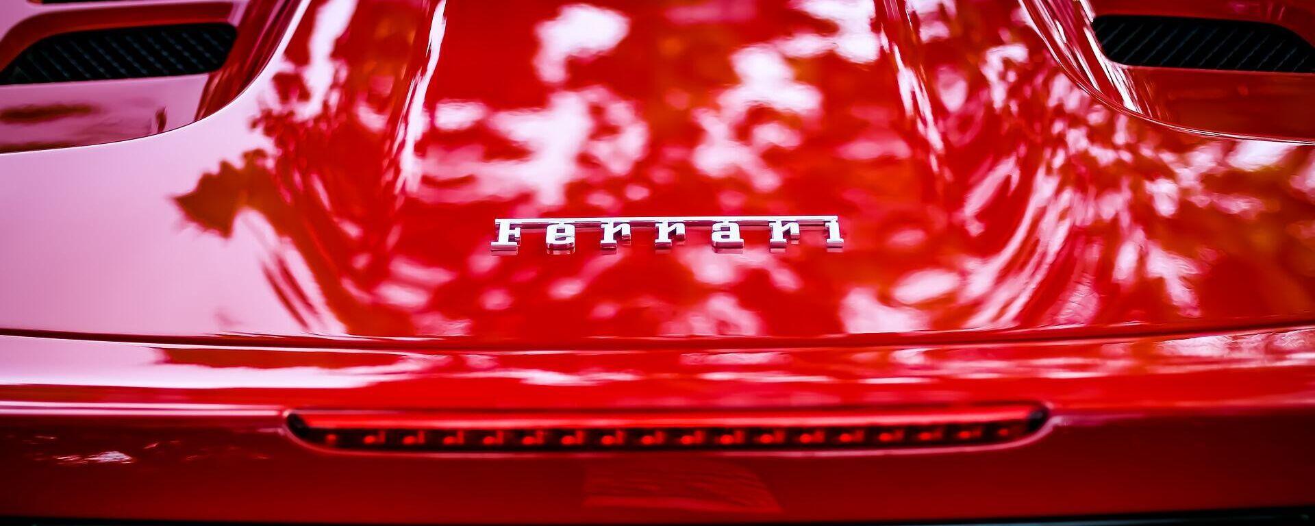 Ferrari (Symbolbild)  - SNA, 1920, 05.07.2021