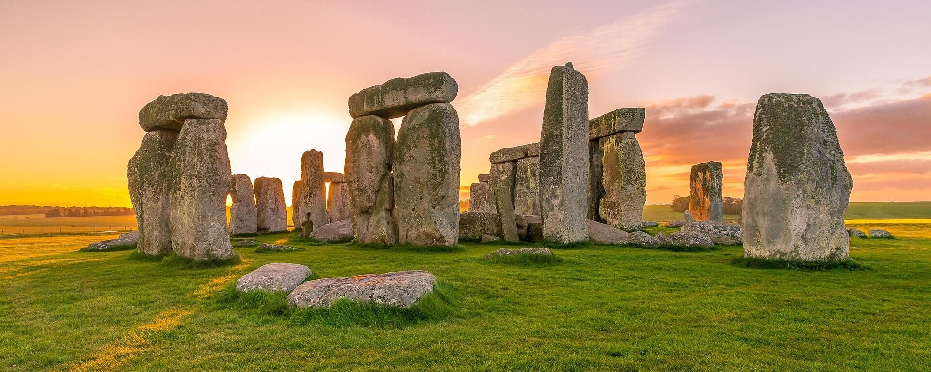 Stonehenge (Symbolbild) - SNA, 1920, 06.07.2021