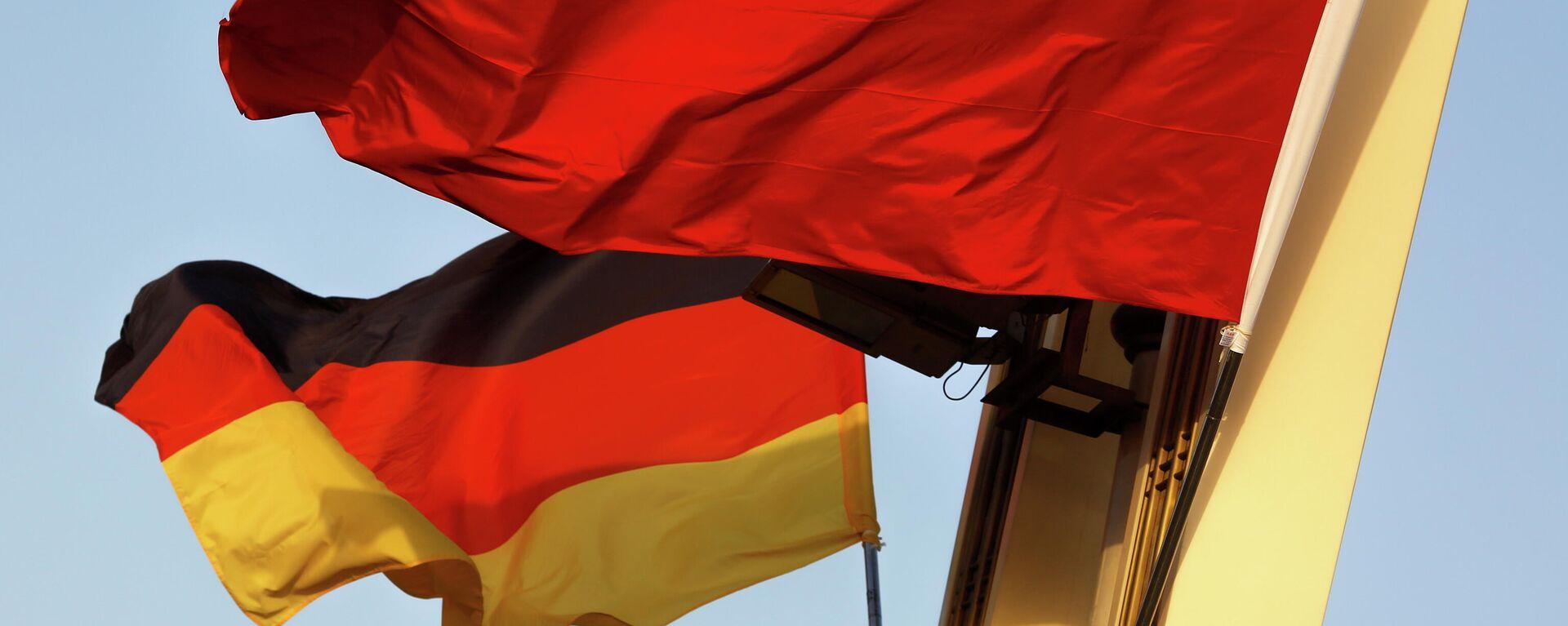 deutsch-chinesische Beziehungen (Symbolbild) - SNA, 1920, 06.07.2021
